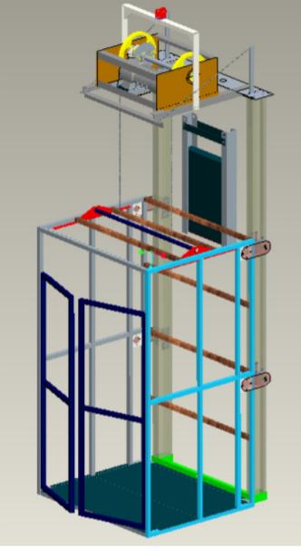 Diy home elevator kit diy for Home elevator kit