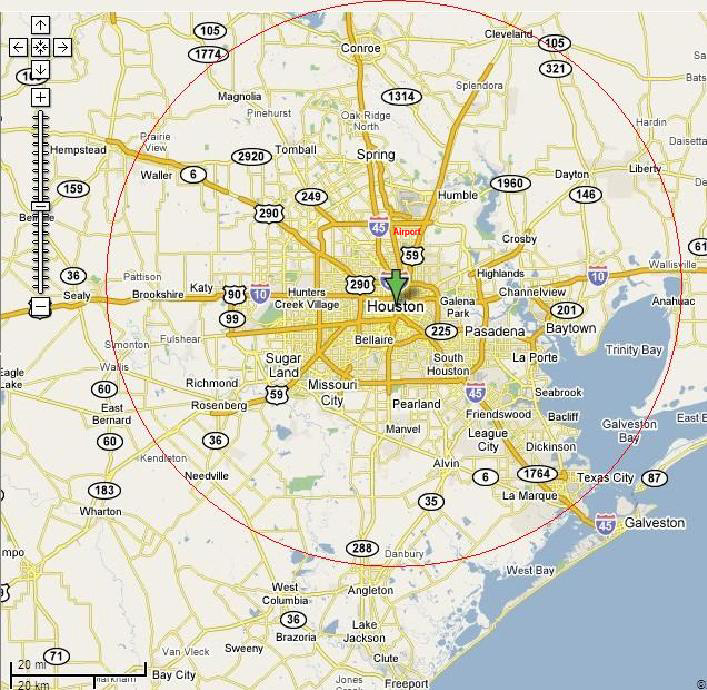 hobby airport houston map with Greater Houston Area Map on 2438236103 moreover Indiana Elevation Map likewise 3252658950 also Versailles Indiana Map also Houston Bike Trails Map.